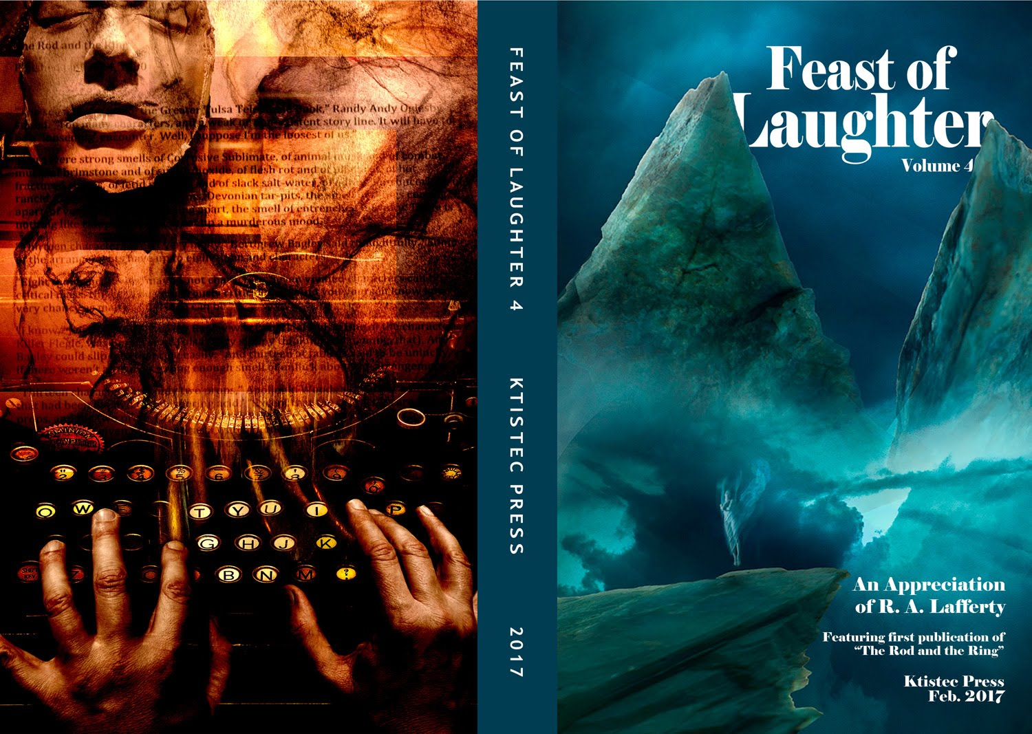 fol cover jpg feast of laughter volume 4 it s here